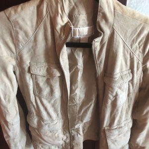 Michael Kors velour jacket xs